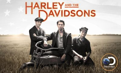 serie harley and the davidsons