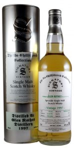 the glenrothes Signatory Vintage 1997