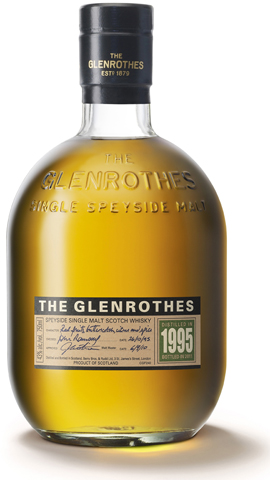 the glenrothes vintage 1995
