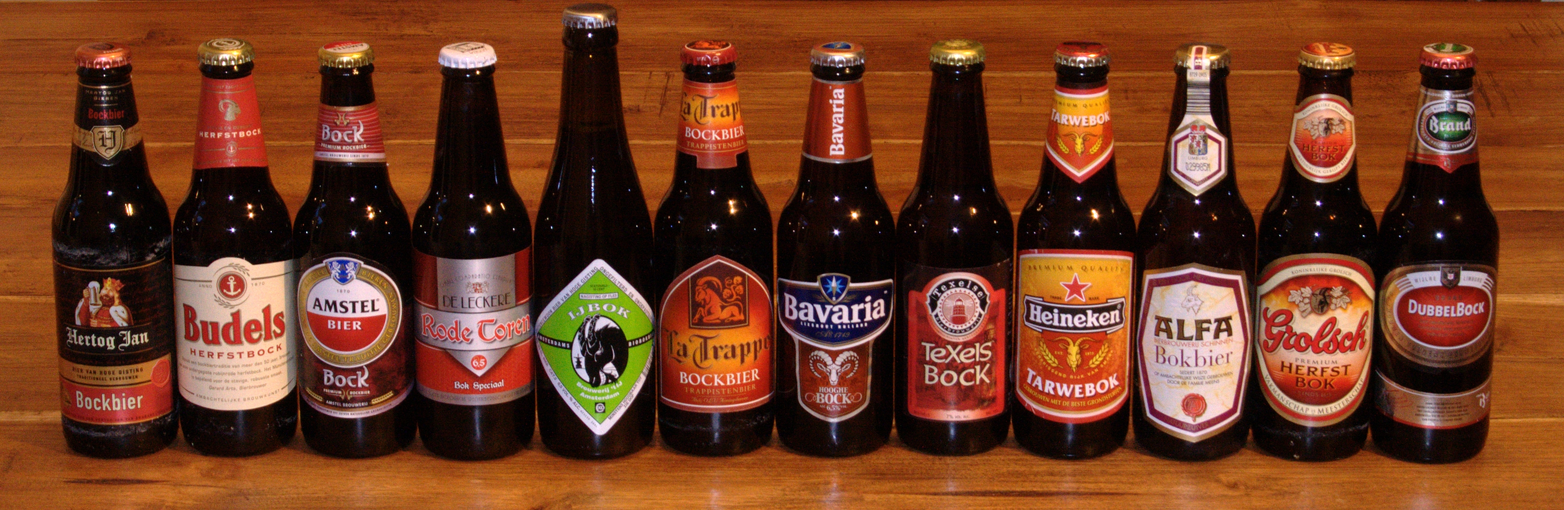 wat is bokbier