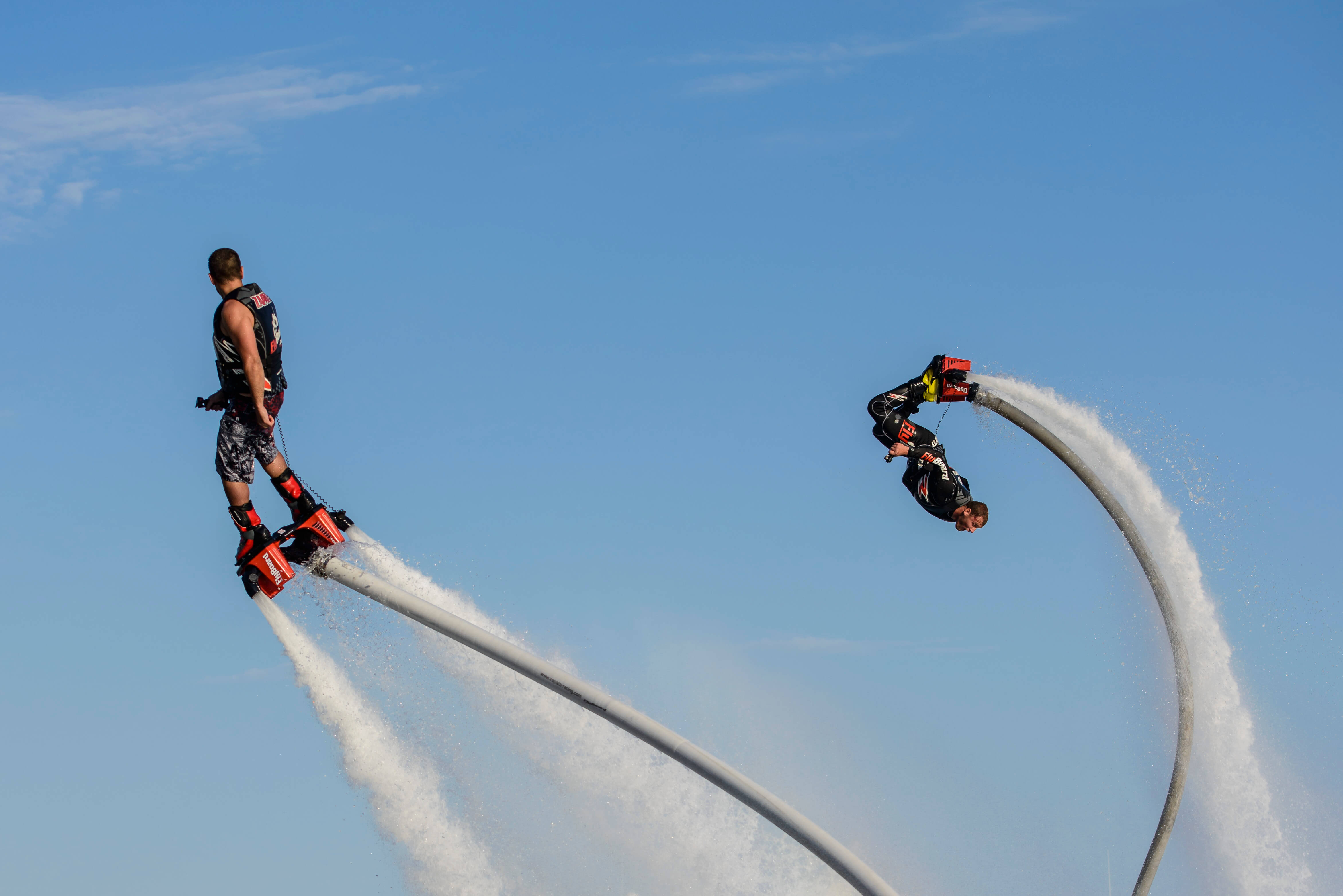 wat is flyboarden