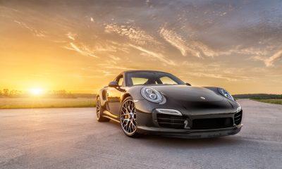 de nieuwe Porsche 911