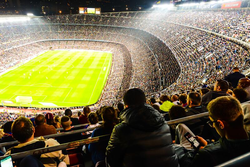 wedstrijd van barcelona bijwonen