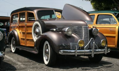 Chevrolet woody 1946