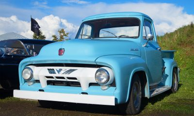 Ford F100 1954 voorkant