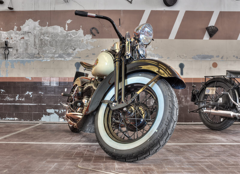 Harley Davidson WL750