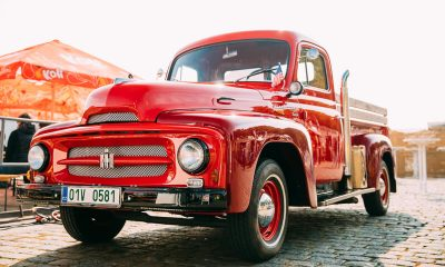 International harvester R110