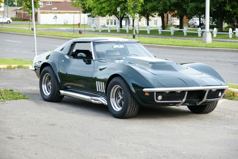 chevy corvette 1969