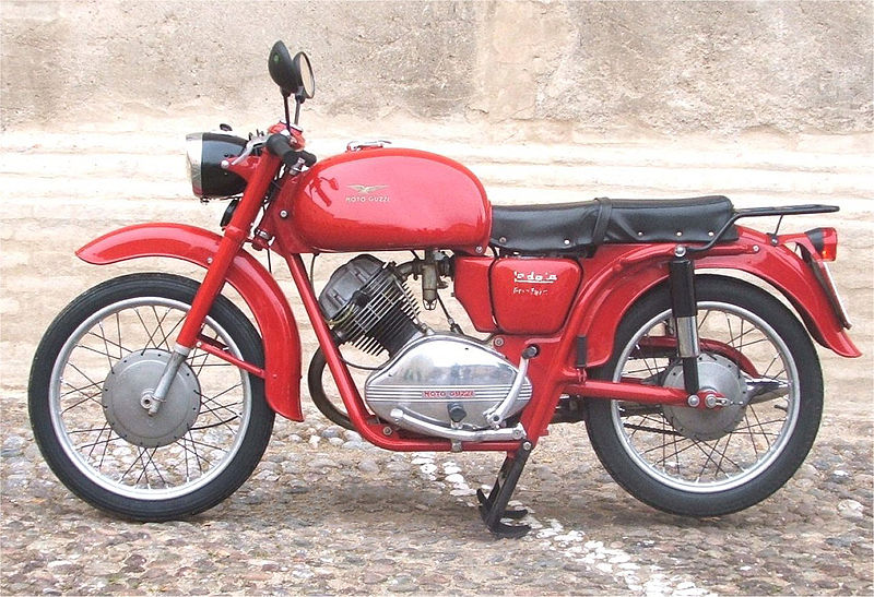 moto guzzi 250cc