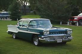 pontiac chieftain 1958