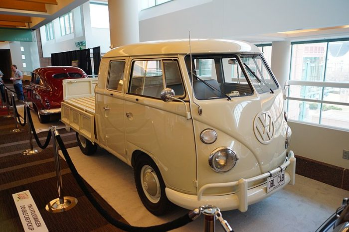 volkswagen double cab pick up