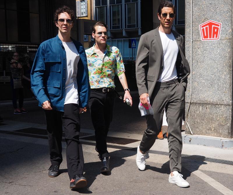 goed geklede mannen