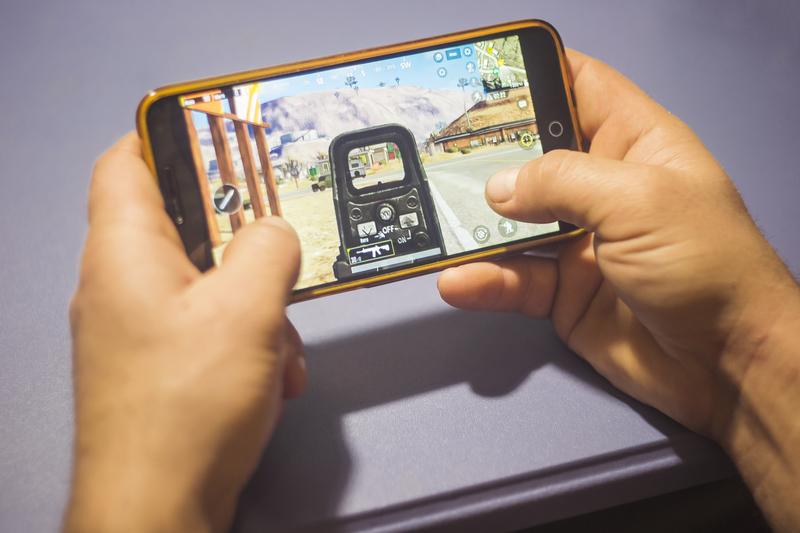 games voor smartphone