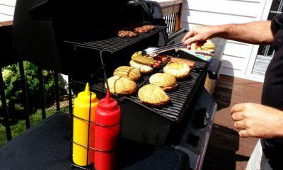 barbecue seizoen