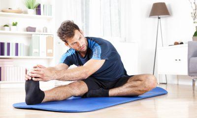 dagelijkse stretch routine