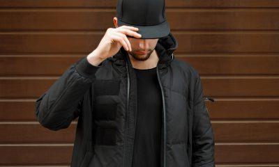zwarte kleding combineren