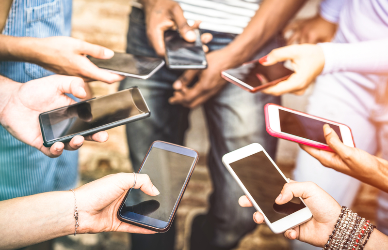 smartphones vergelijken