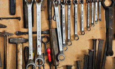 gereedschap mannen