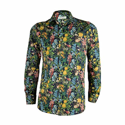 bloemen overhemd