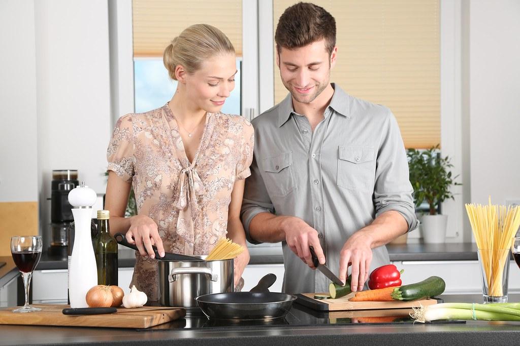 koken voor je vrouw