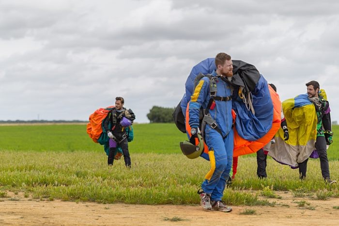 skydiven in Nederland