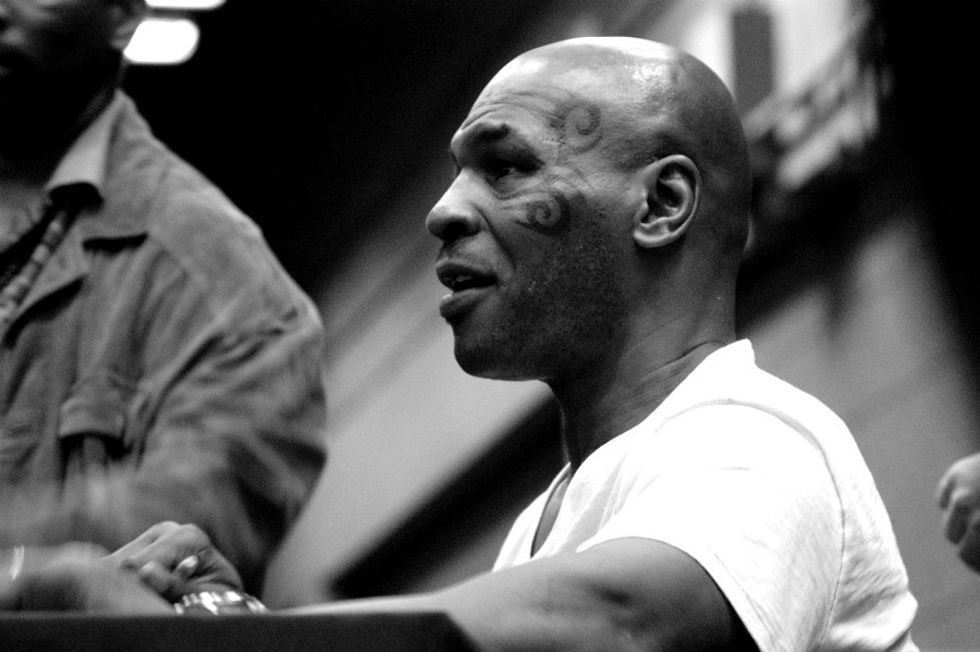 podcast met mike tyson