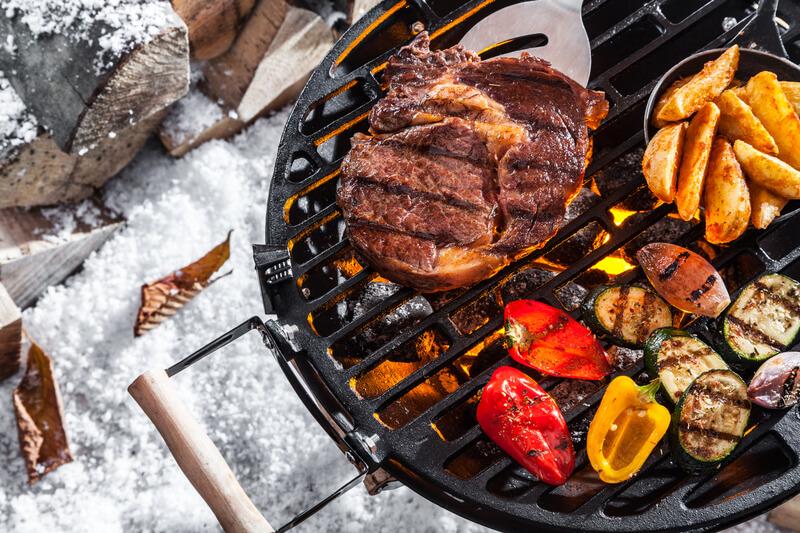 5 tips voor een geweldige winter BBQ