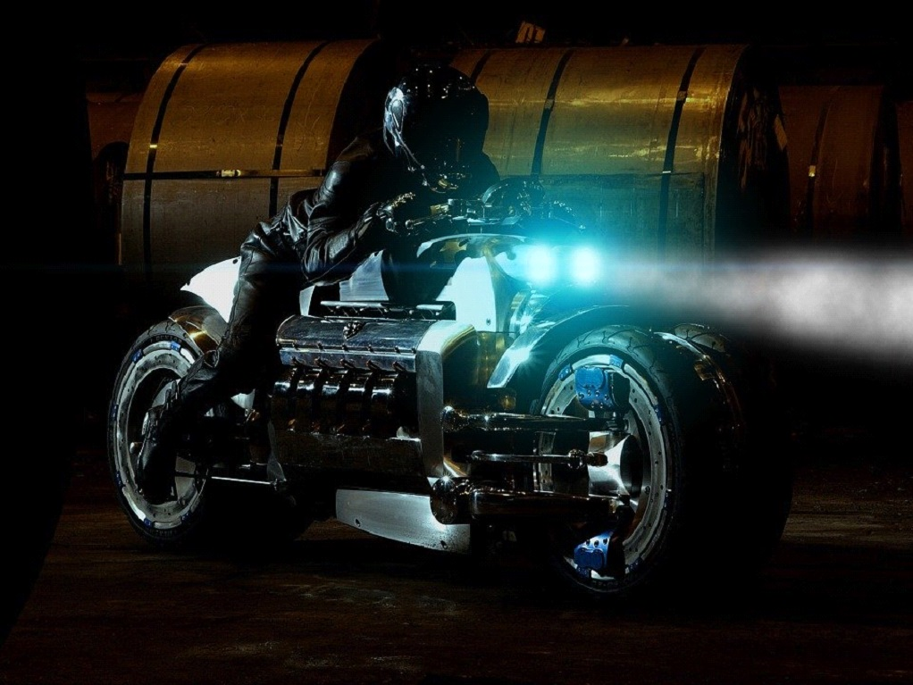 futuristische motoren