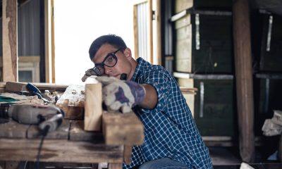 meubels van hout