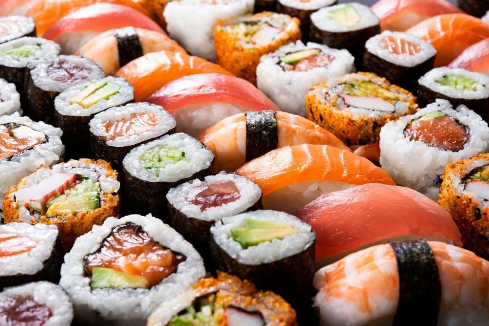 dingen die je niet wist over sushi