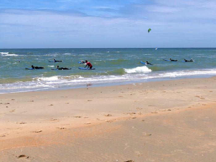beste plekken om te surfen in nederland