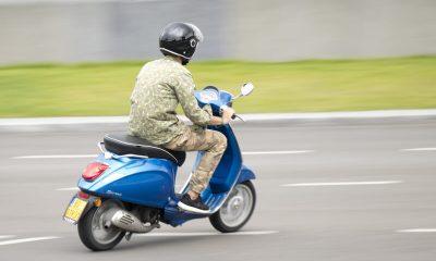 toeren op je scooter
