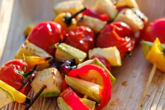 barbecue groenten