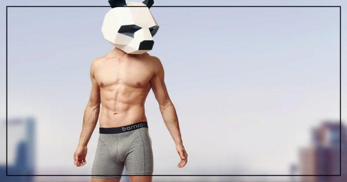 bamboo boxershorts voor mannen