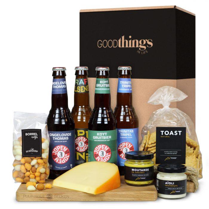 bierpakket cadeau geven