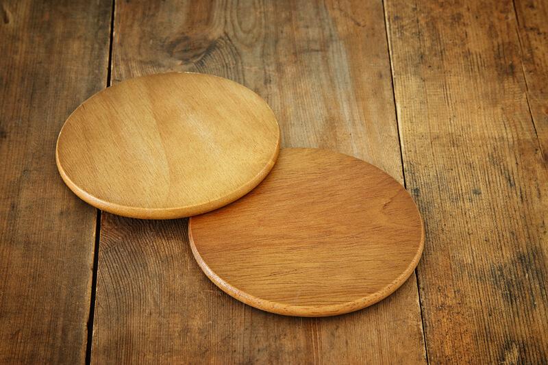 onderzetters van sloophout maken