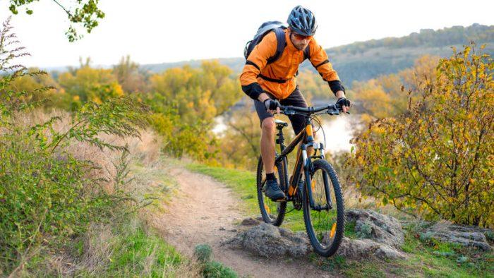 hoe te mountainbiken