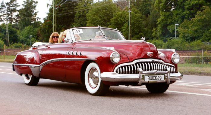mooie buick roadmaster