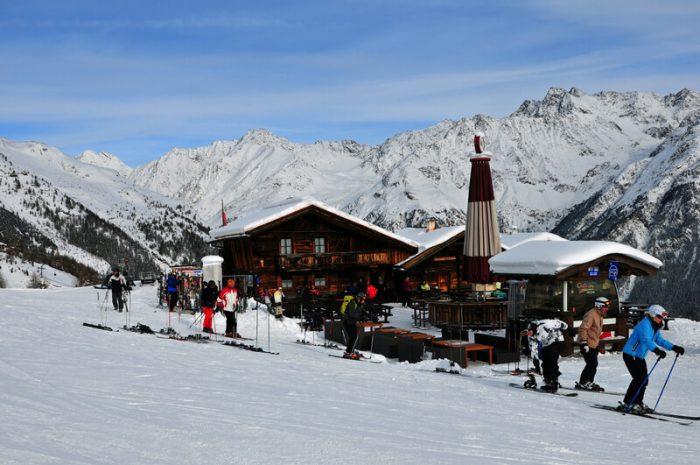 mooiste snowboardgebieden van oostenrijk