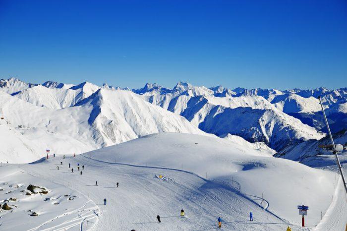 populairste skigebieden van oostenrijk