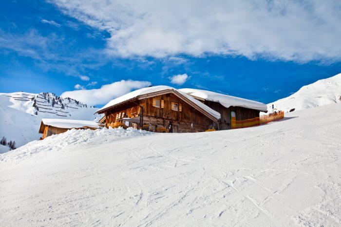 populairste snowgebieden van oostenrijk