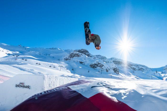 skien in austria