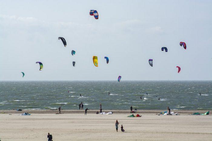 de beste kitesurfspots van holland