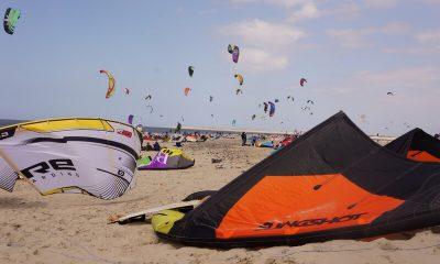 de kitesurfspots van nederland