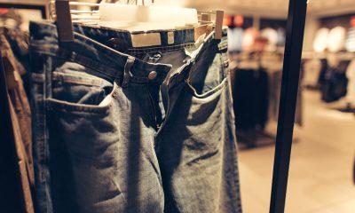 geschiedenis van jeans