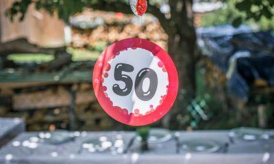 vijftigjarige feestje