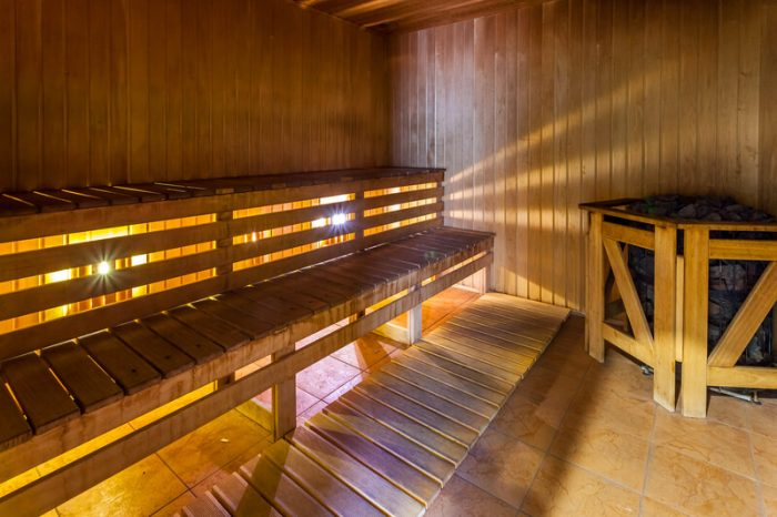 voordelen sauna op rijtje
