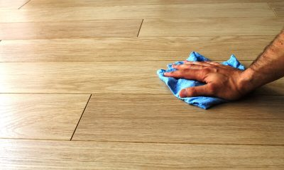vloer schoonmaken