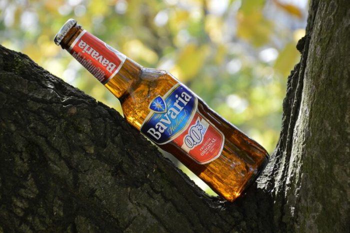 alcoholvrij biertje