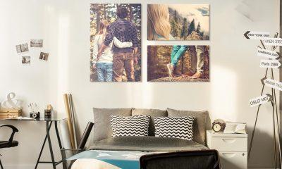 canvas fotos